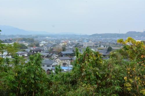 福岡県大牟田市の市街地