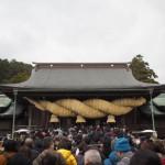 宮路岳神社の初詣 福岡h