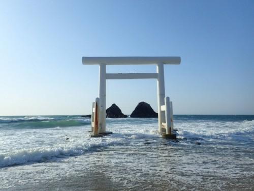 糸島 夫婦岩